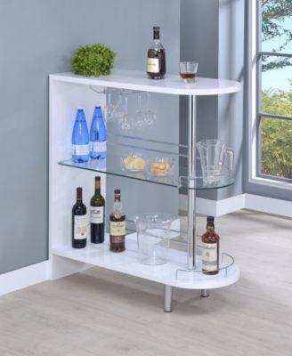 Best Coaster Home Furnishings Anfernee 2 Holder Bar Table 640 x 480