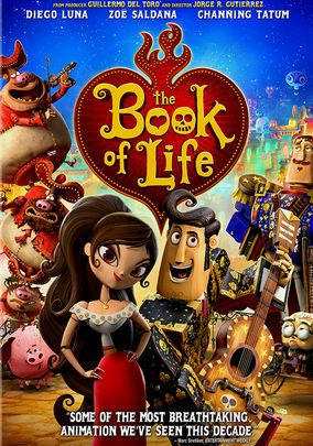 The Book Of Life Is A Animation About The Dia De Los