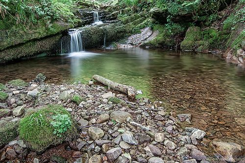 Cascadas del Pisueña #Cantabria #Spain #Travel