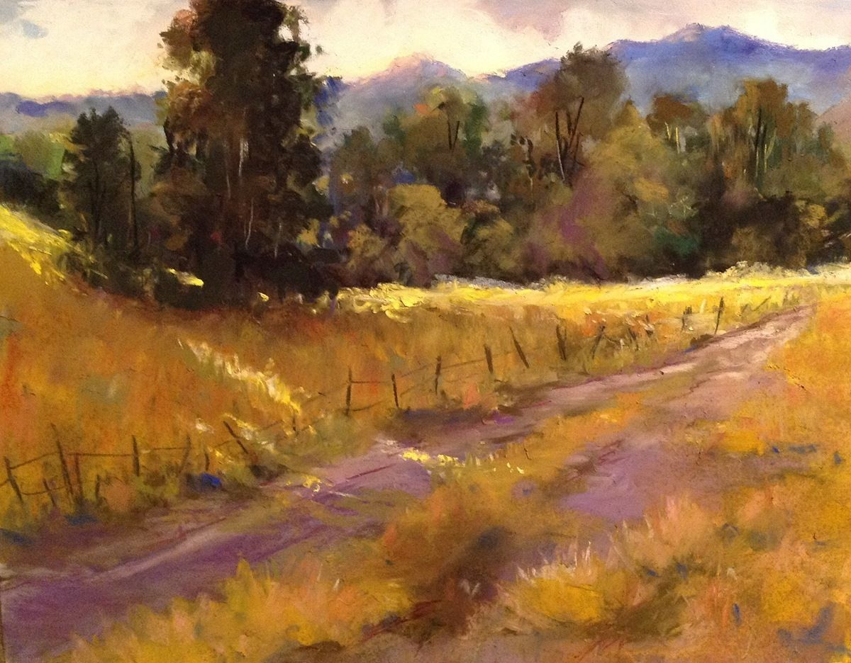 LaVone Sterling - Portfolio of Works: Pastel Landscapes