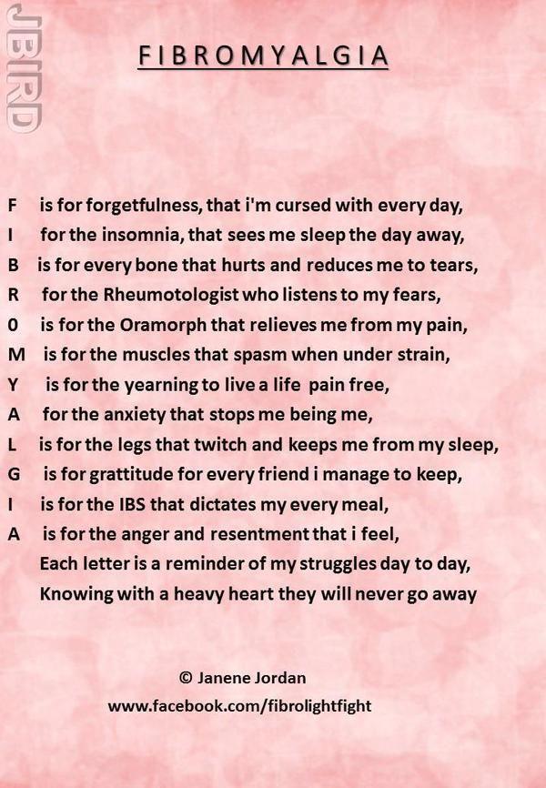 #FibromyalgiaAwarenessDay