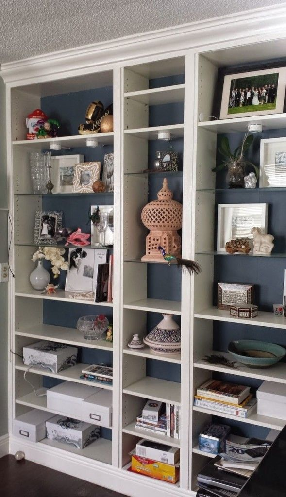 27 Cool Ikea Billy Bookcases Design Ideas White And Blue Ikea Billy Bookcase Design Ikea Billy Bookcase Hack Ikea Bookcase Ikea Billy Bookcase