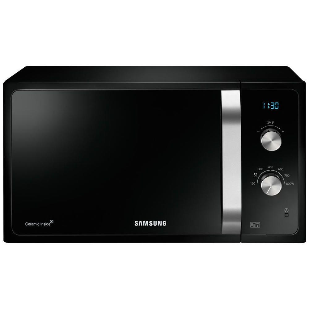Samsung Ms23f301eak 23 Litre Microwave Ebay Black Microwave