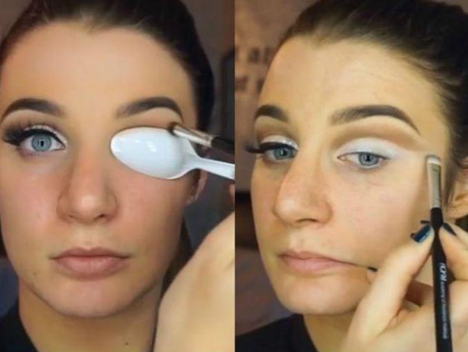 8 trucos para maquillar párpados caídos