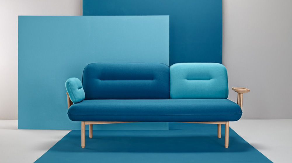 Cosmo Sofa by La Selva   Multifunctional sofa   Versatile sofa   10 Stunning Homes is part of Sofa design - Cosmo Sofa by La Selva is a multifunctional & versatile sofa, that adapts to the characteristics of the space containing it and the needs of the users