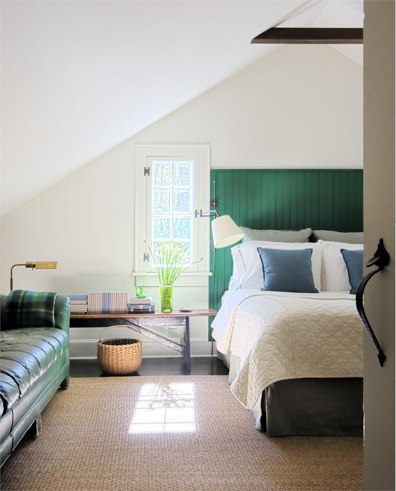 Master bedroom green  Bedroom  Casa  Pinterest  Bedrooms Master bedroom and Nest