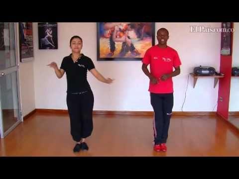 5 Basic Steps For Salsa From Cali Colombia Bailar Salsa Como Bailar Clases De Salsa