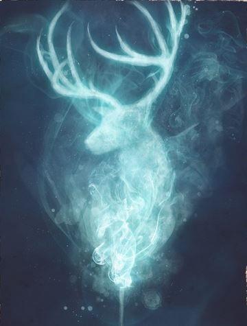 The Deer Lord Patronus Tattoo Deer Art Animal Spirit Guides