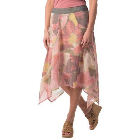dylan Spanish Floral Skirt (For Women))