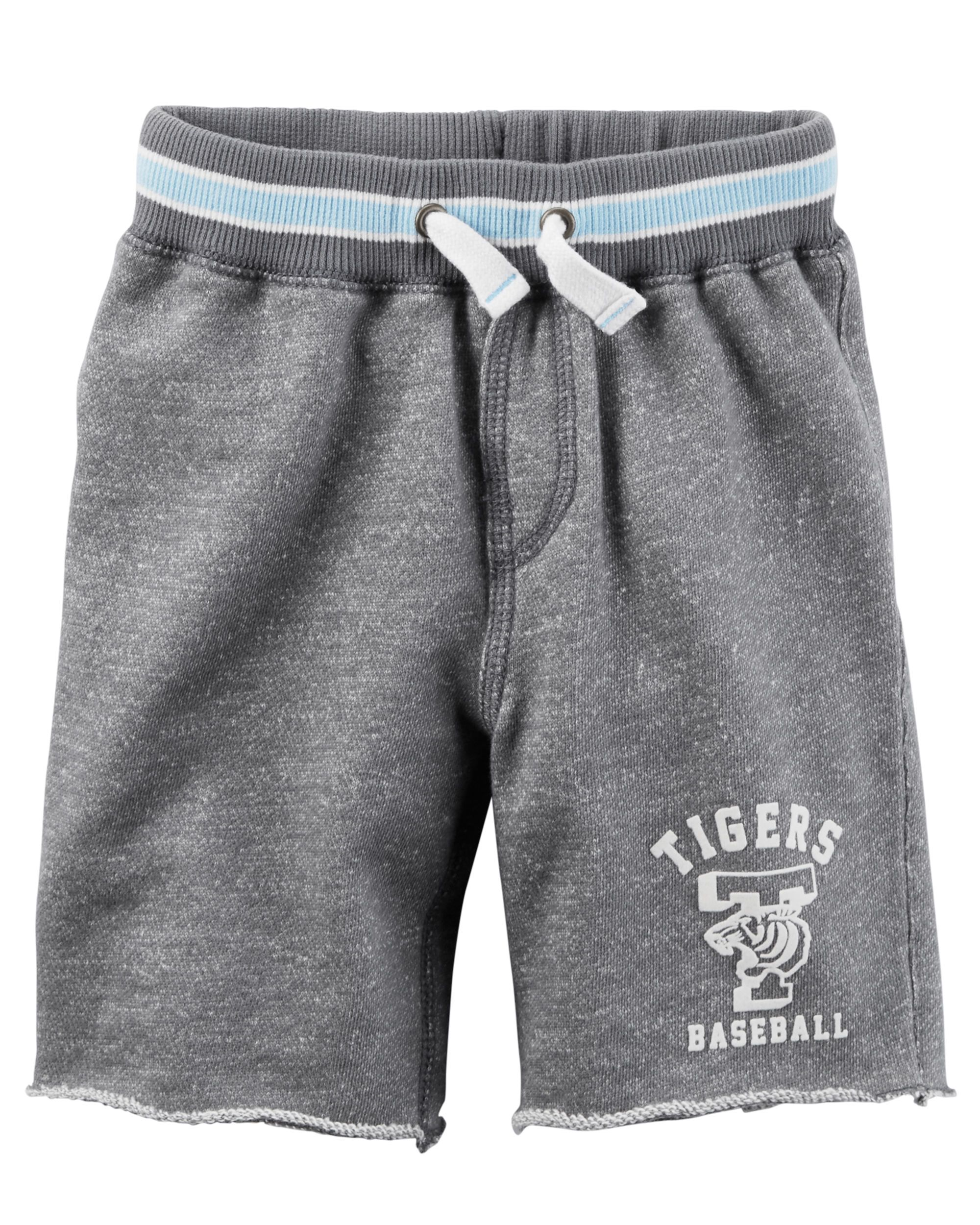 Toddler Boy Athletic French Terry Shorts from Carters.com. Shop clothing    accessories from a trusted name in kids, toddlers, and baby clothes. a2cb807f6a7d