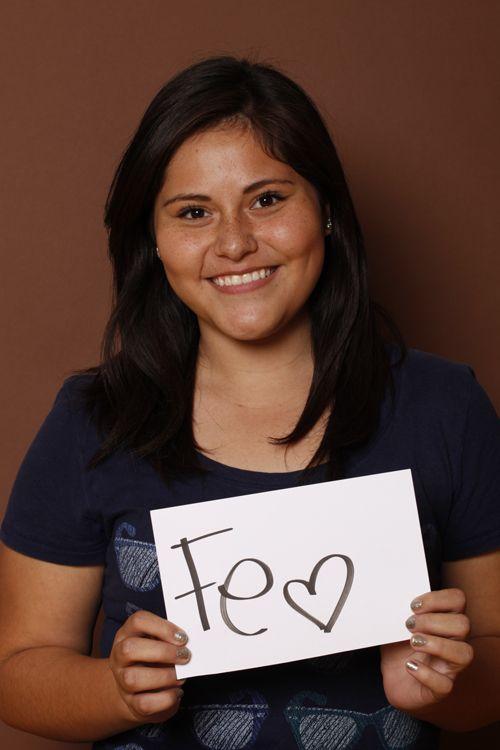 Faith, Ana Gonzáles Hernández, Estudiante, Monterrey, México.