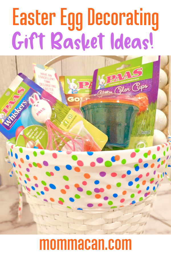 Egg Dyeing Kits: Easter Egg Decorating Gift Set Ideas With Free Printable