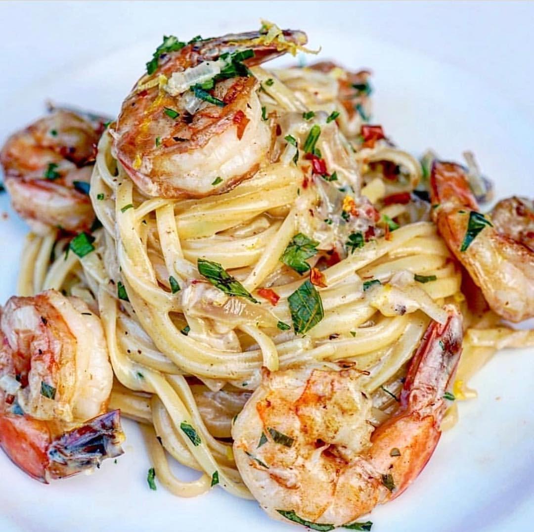 Shrimp Scampi Would You Like Some Fabriziomacali