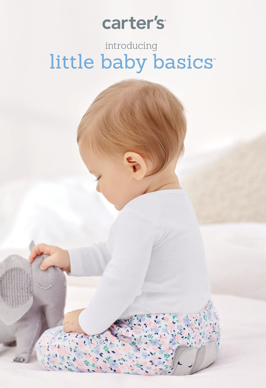 Carter S Baby Basics At Kohl S Cute Baby Clothes
