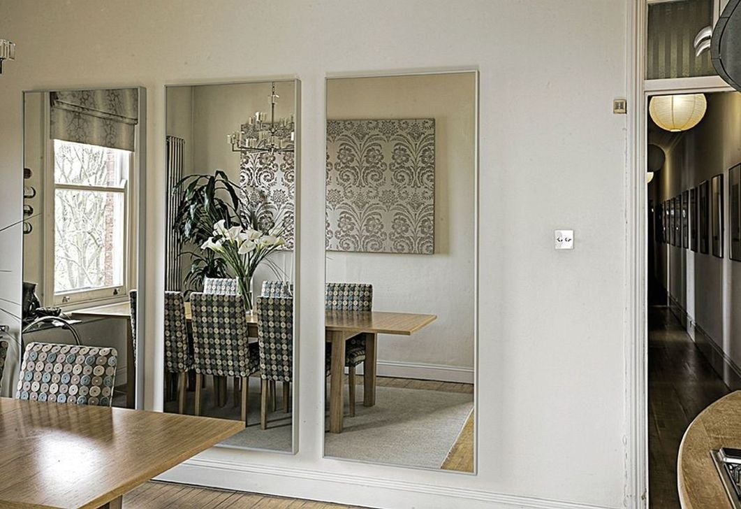 49 Stylish Large Decorative Mirrors Ideas For Dining Room ...