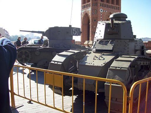 70 Aniversario de la Batalla de Teruel.