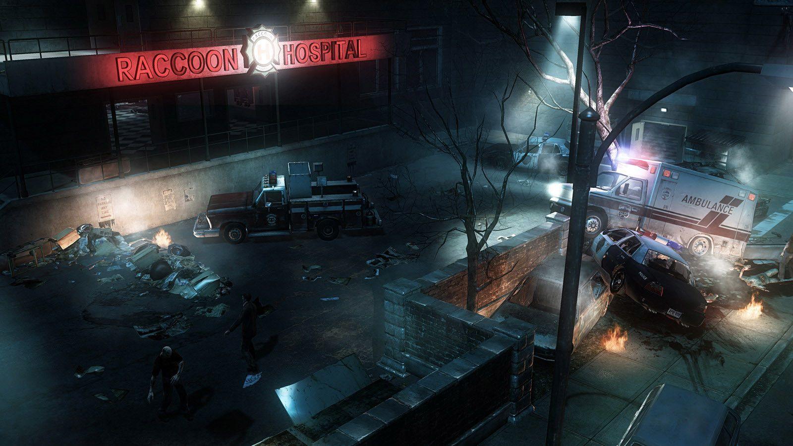 Artstation Resident Evil Operation Raccoon City 2011 Xb360 Ps3 Pc Arnaud Fayol Operation Raccoon City Optimus Prime Wallpaper Transformers Resident Evil