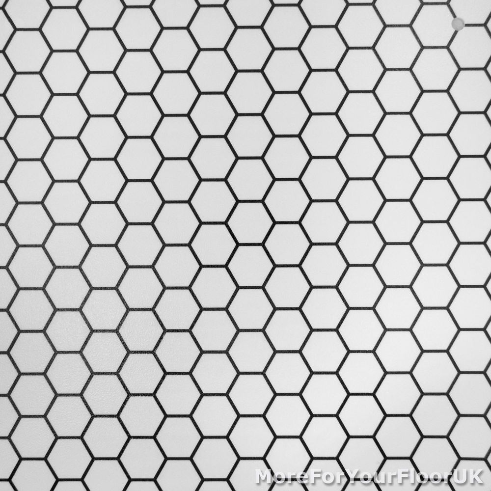 Modern Vinyl Flooring Black