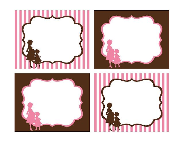 image relating to Free Printable Food Labels named Kid Shower No cost Printables! Food stuff labels. Little one showers