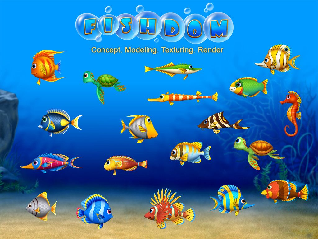 слабых рыба из игры что на картинке сильный знак