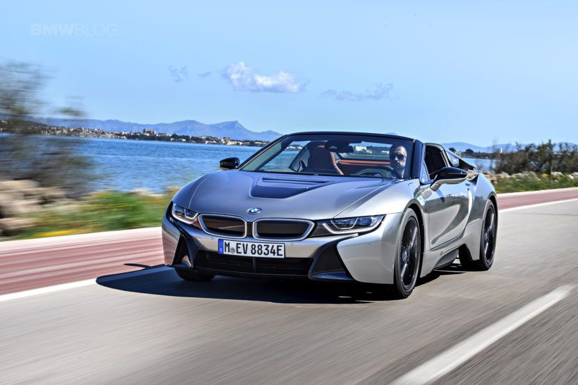 Which To Buy Bmw I8 Roadster Or Audi R8 V10 Spyder Cars