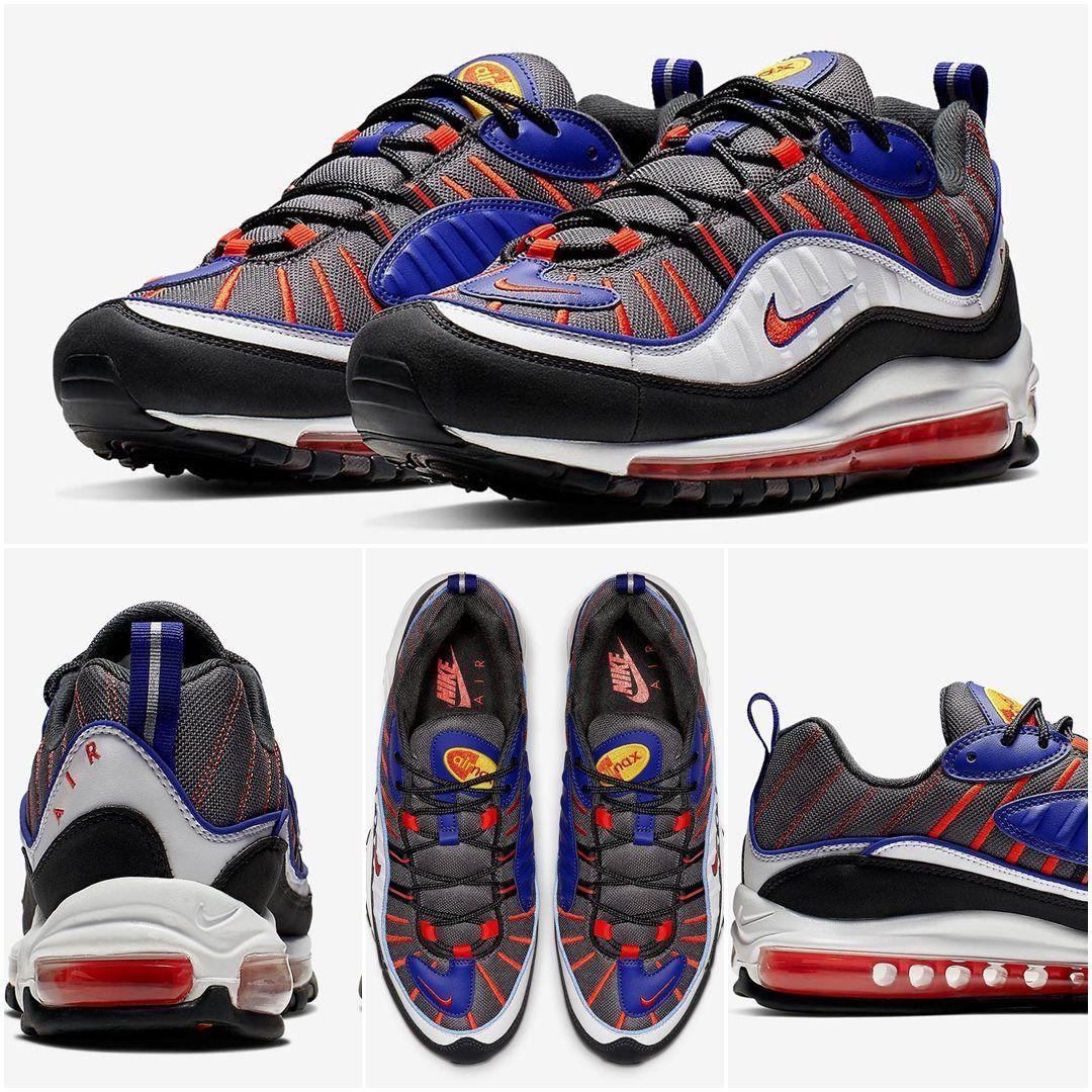 36a8d8c37802 Sneaker · Nike Air Max 98 Team Orange 👉 Info  https   retroshoesusa.com