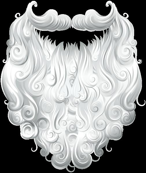 Santa Claus Beard Transparent Clip Art Image Beard Clipart Clip Art Clip Art Library