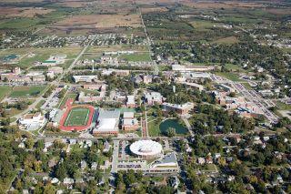 northwest missouri state university in Maryville Missouri