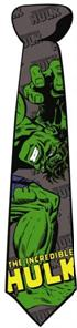 The Incredible Hulk Pose Marvel Comics Men's Neck Tie Ralph Marlin... Am I crazy if I let him wear this to the wedding...
