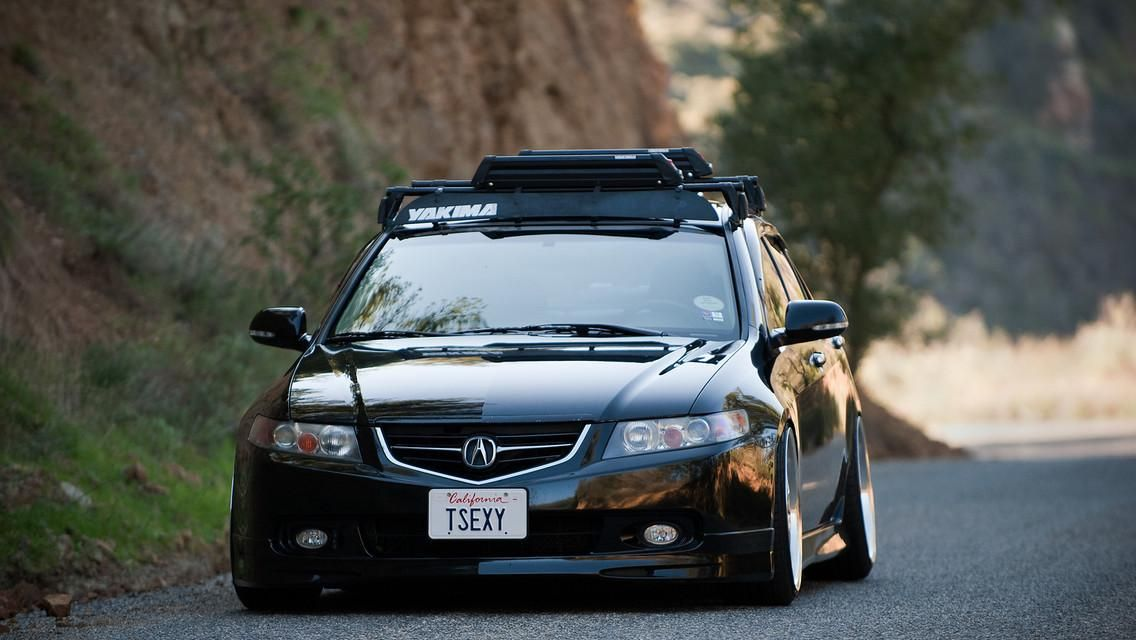 Acura TSX First Generation CL TSXEuro R Pinterest Acura - Acura tsx roof rack