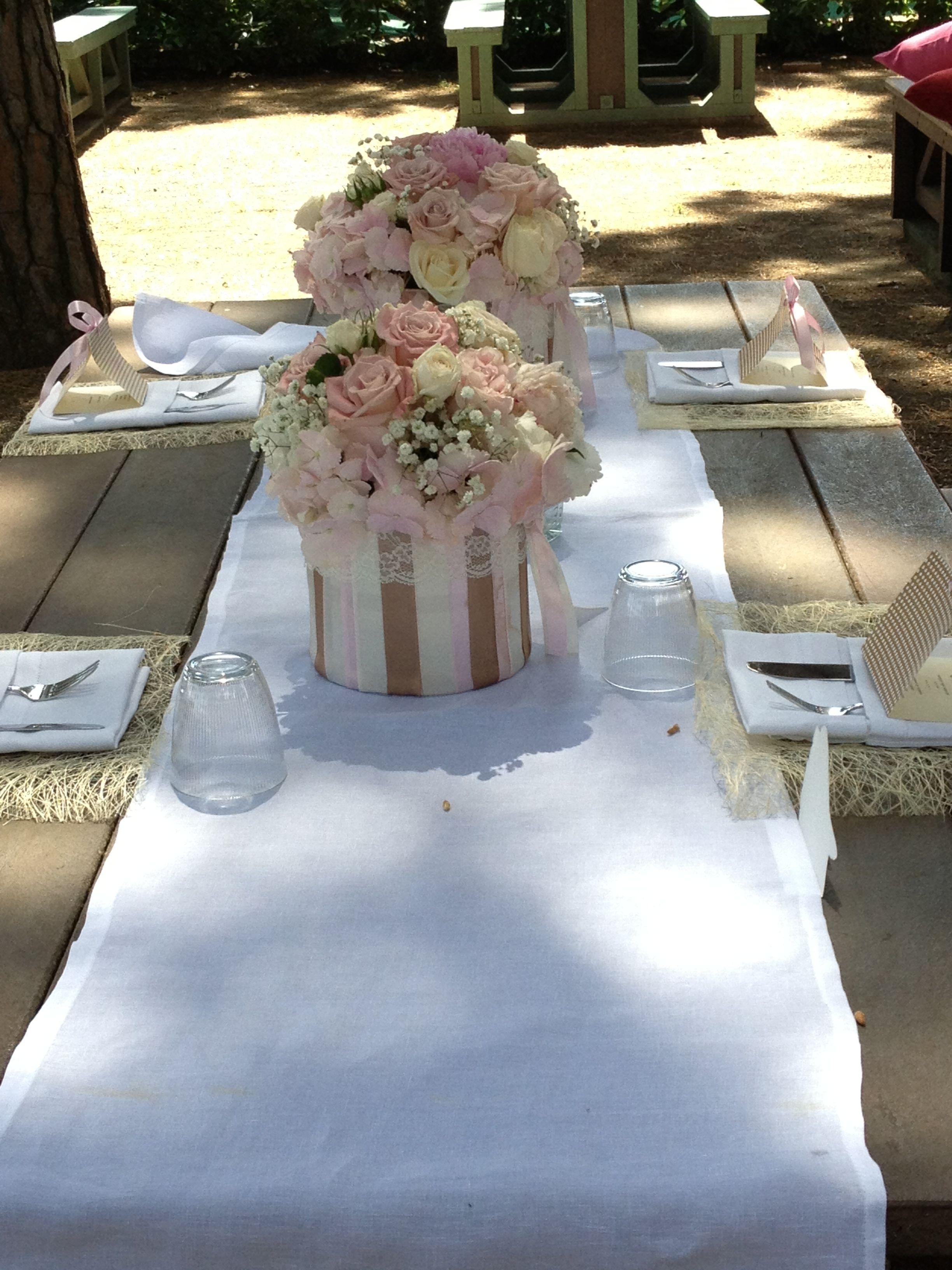 Allestimento prima comunione feste a tema per bambini - Tavolo per prima comunione ...