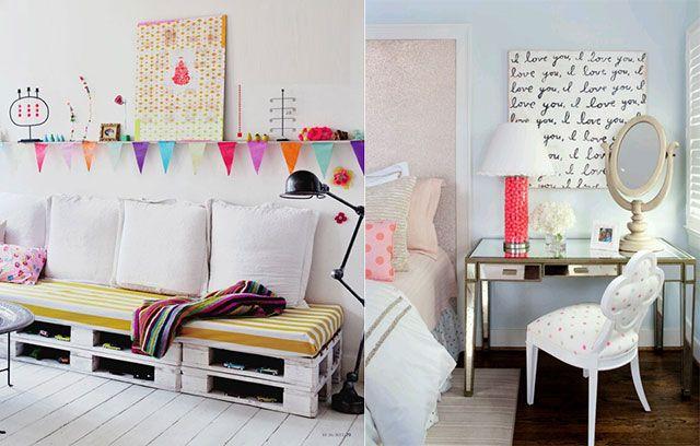 Reciclando un tocador viejo buscar con google ideas - Ideas decoracion habitacion juvenil ...
