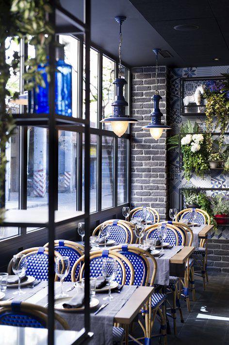 Montes De Galicia Madrid 2015 Egue Y Seta Decoracion De Bares Diseño De Interiores Cafetería Diseño De Restaurante Bar
