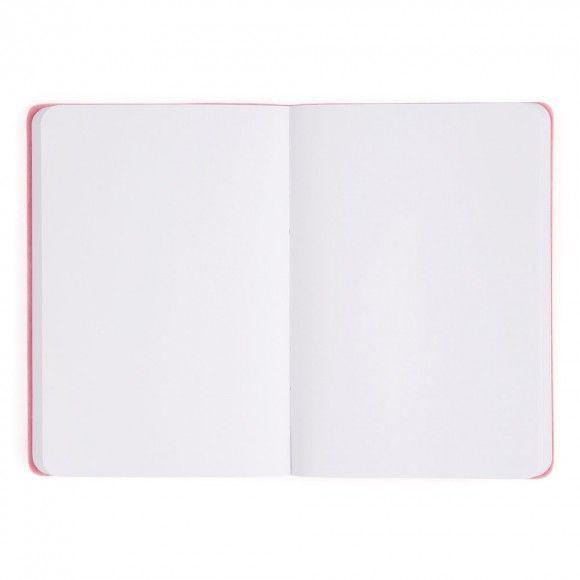 Cat small felt notebook