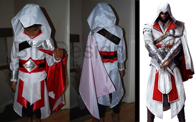 Assassins Creed Costume Kids Bini Design Children S Clothes Collection Assassins Creed Costume Assassins Creed Dress Costumes