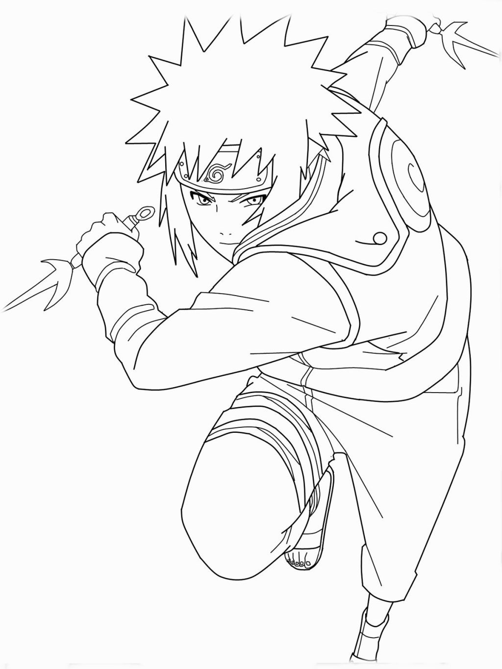 Naruto Coloring Pages | Coloring Pages | Pinterest