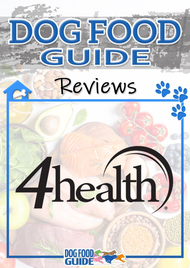 4health Dog Food Review in 2020 4health dog food, Dog