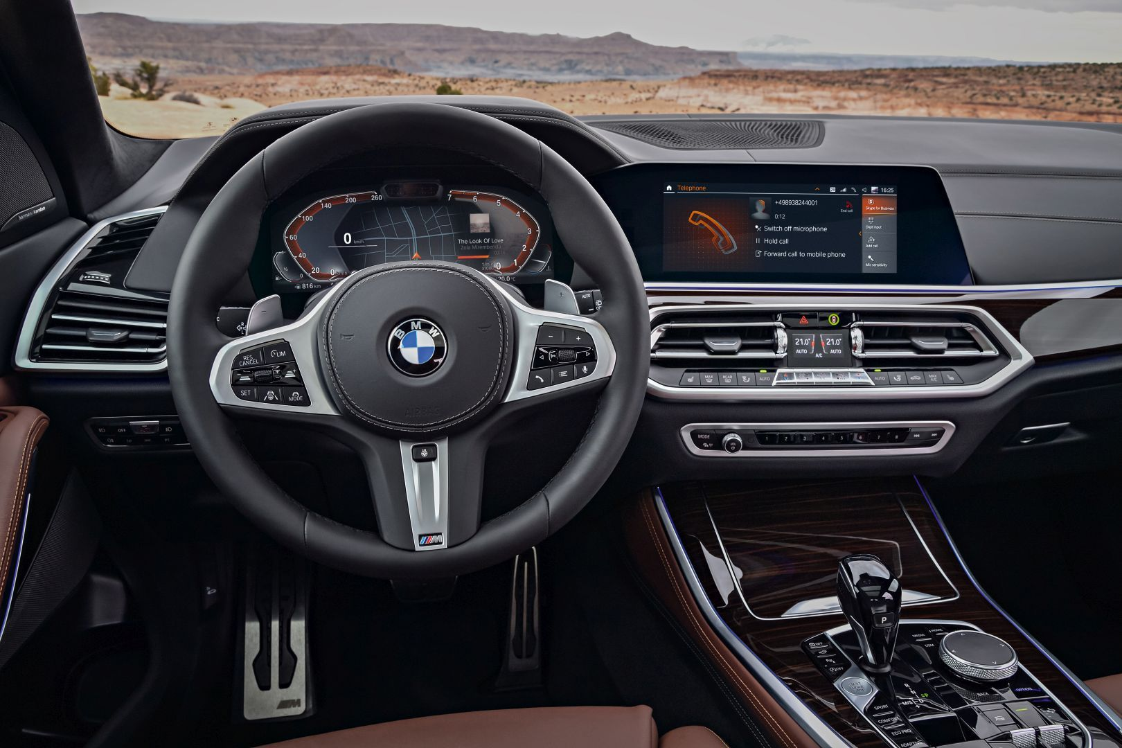 New Bmw Cockpit Includes Driver Camera For Semi Autonomous Driving