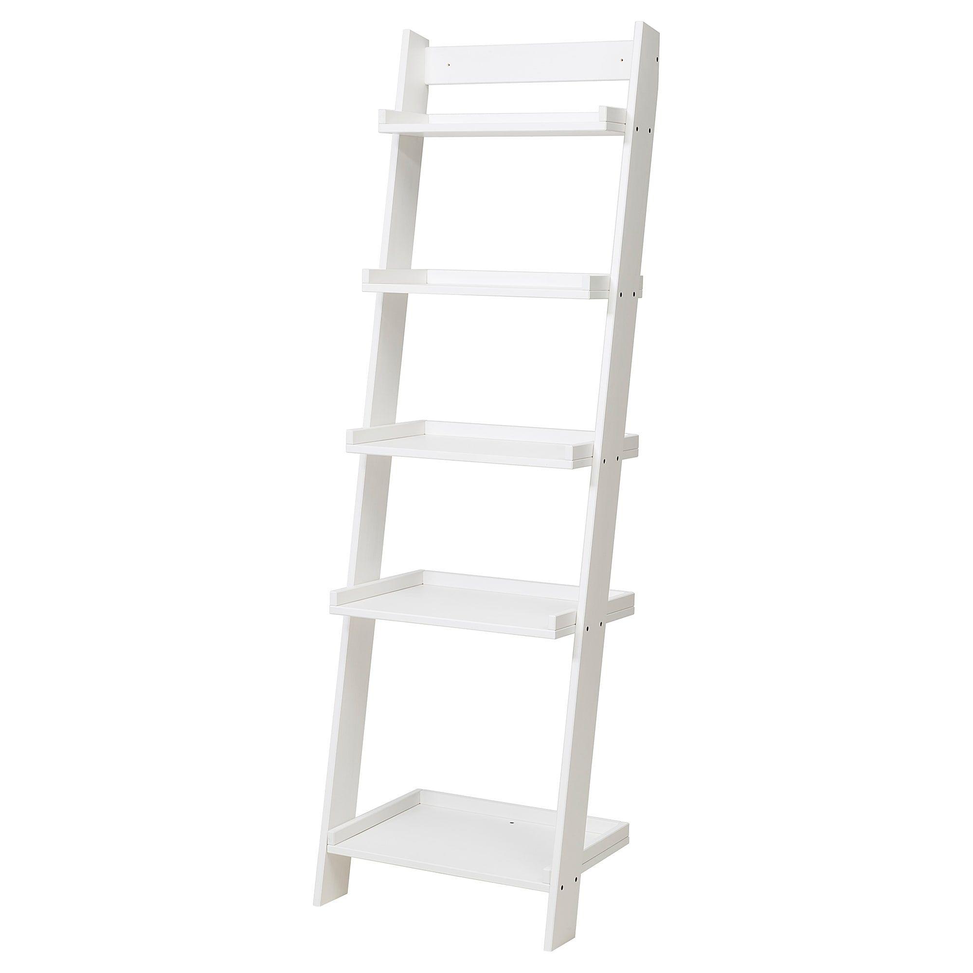 Hoghem Wall Shelf White 22 1 2x73 5 8 Wall Shelves Diy Wall