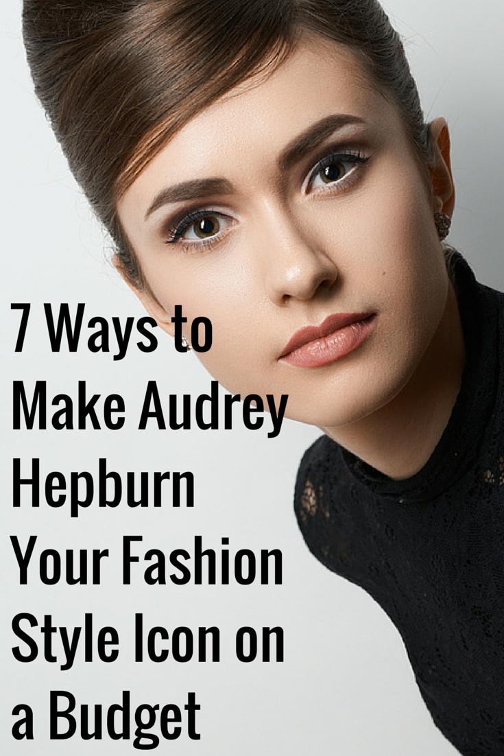 Love Audrey Hepburn's classic look? Here is how to ...