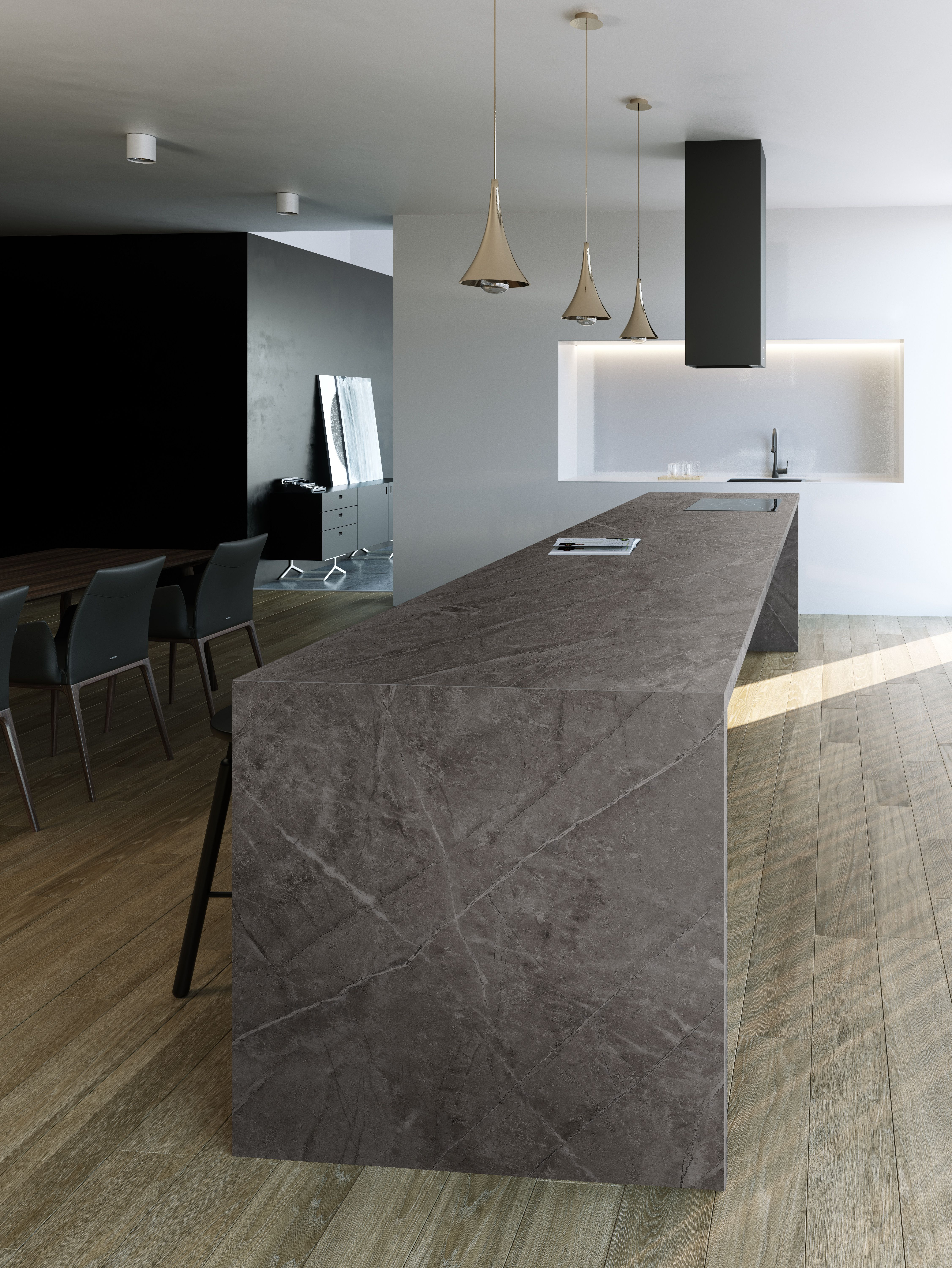 Stenen Keuken Dekton Kira Kitchen In 2019 Worktop Designs Kitchen Design En
