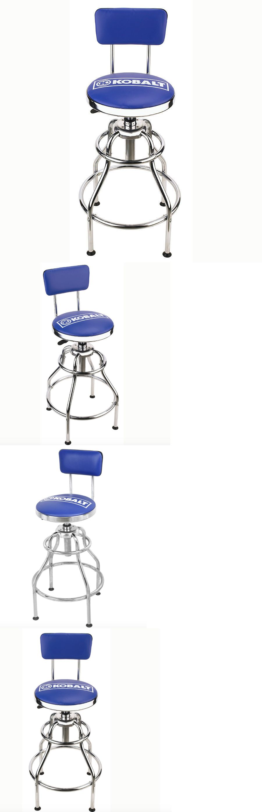 Bar Stools 153928 Kobalt Adjule