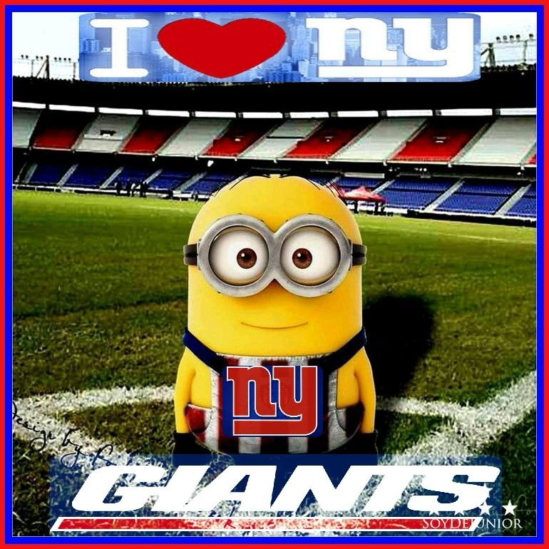 Giants Minon My Hunny Would Love This Nyg New York