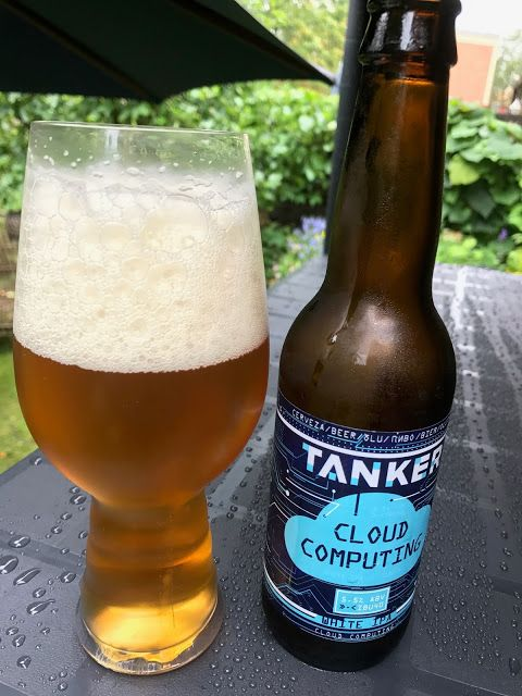 Tanker Clould Computing White Ipa Beer Ipa Computer