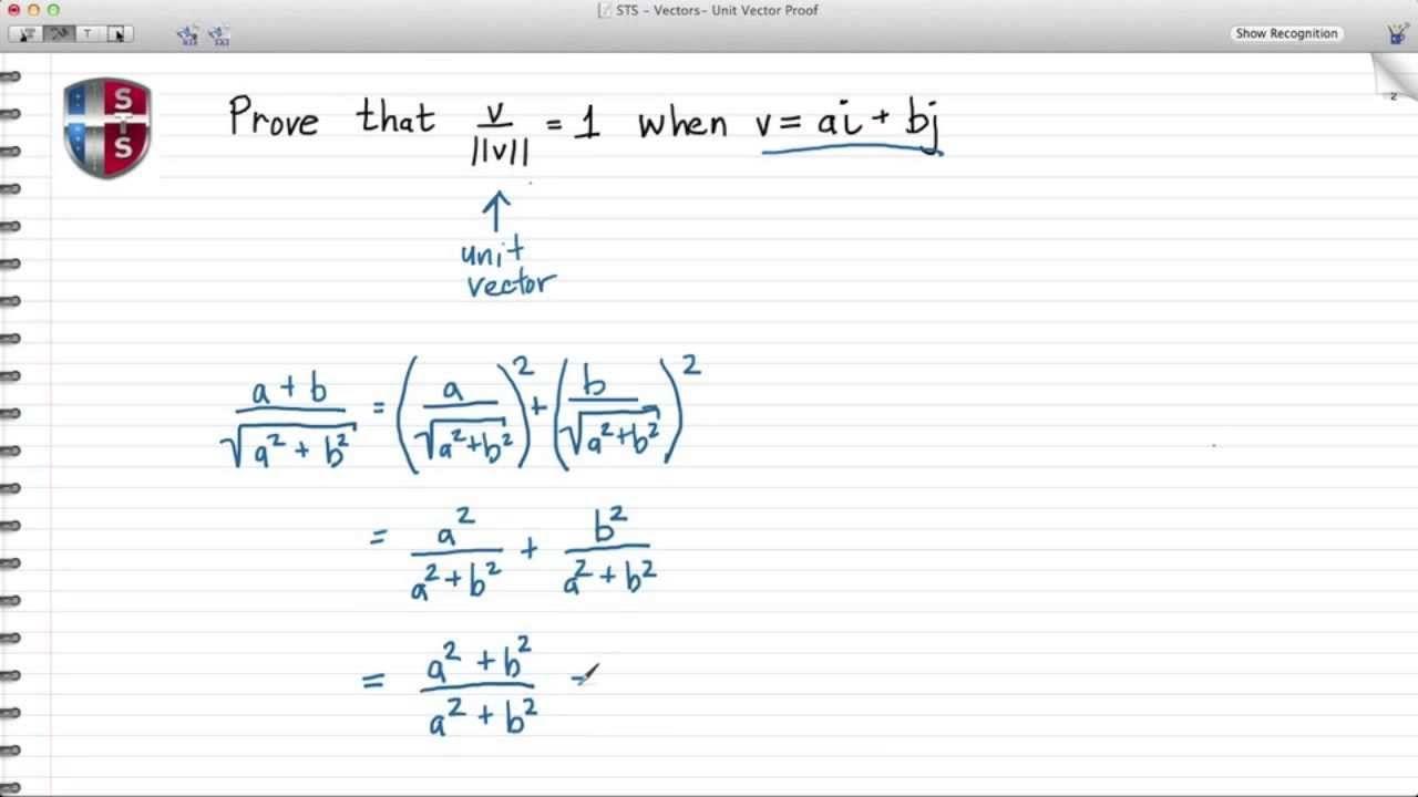 Vector Magnitude (solutions, examples, videos) |Magnitude Two Vectors Formula