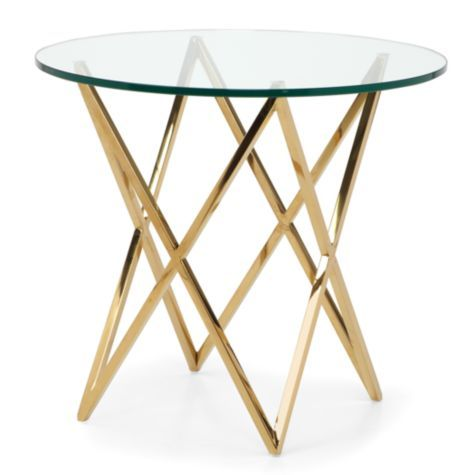 Dax End Table From Z Gallerie For My Side Of The Bed