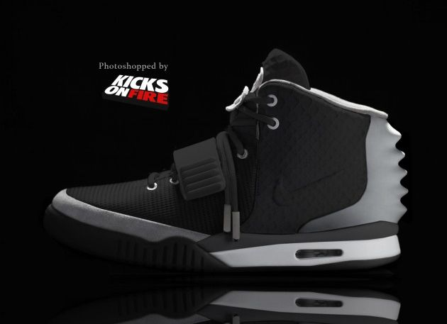 Take a Look at These Nike Air Yeezy 2 Colorways Inspired by Air Jordans 1f99643672