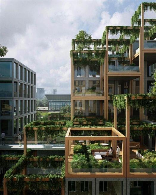 22 Landscape Garden Architecture - Vintagetopia