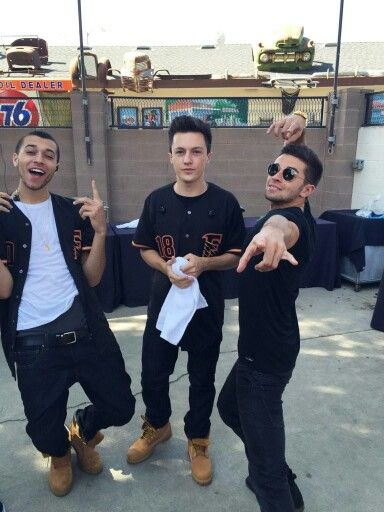 Kalin and Myles oh and Jake Miller