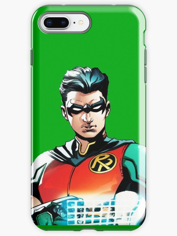 'Tim Robin' iPhone Case by Maeve419 Iphone case covers